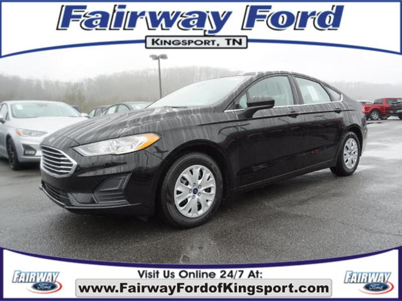 Fairway Ford Kingsport Tn >> 2019 Ford Fusion S 4dr Sedan In Kingsport Tn Fairway Ford