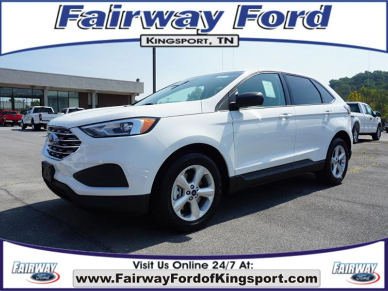 Fairway Ford Kingsport Tn >> 2019 Ford Edge Awd Se 4dr Crossover In Kingsport Tn