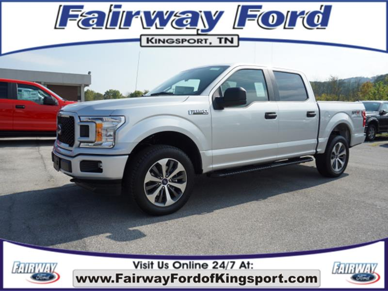 Fairway Ford Kingsport Tn >> 2019 Ford F 150 Stx In Kingsport Tn Fairway Ford