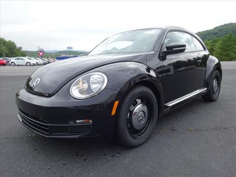 2016 Volkswagen Beetle for sale in Kingsport, TN