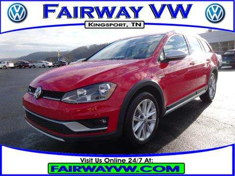 2017 Volkswagen Golf Alltrack for sale in Kingsport, TN