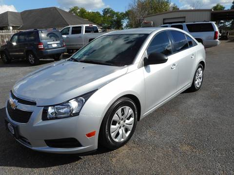 2013 Chevrolet Cruze for sale in Harlingen, TX