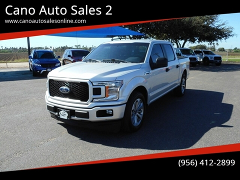 2018 Ford F-150 for sale in Harlingen, TX