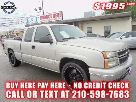 2006 Chevrolet Silverado 1500 for sale in San Antonio, TX
