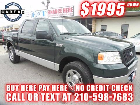 2006 Ford F-150 for sale in San Antonio TX