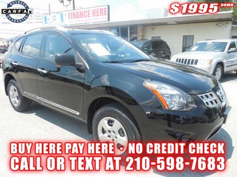 2014 Nissan Rogue Select for sale in San Antonio, TX