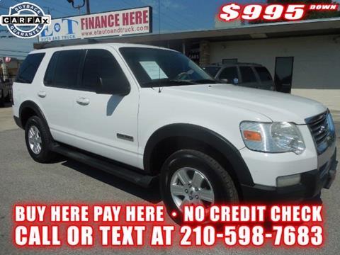 2007 Ford Explorer for sale in San Antonio, TX