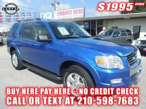 2010 Ford Explorer for sale in San Antonio, TX