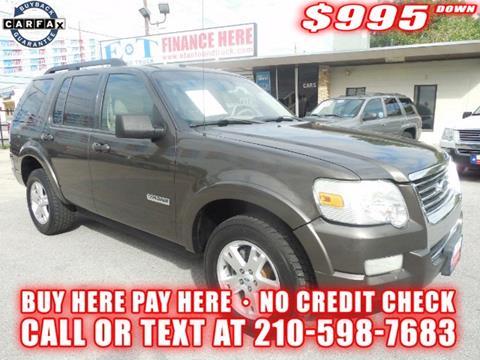 2008 Ford Explorer for sale in San Antonio, TX