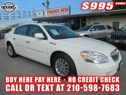 2008 Buick Lucerne for sale in San Antonio TX