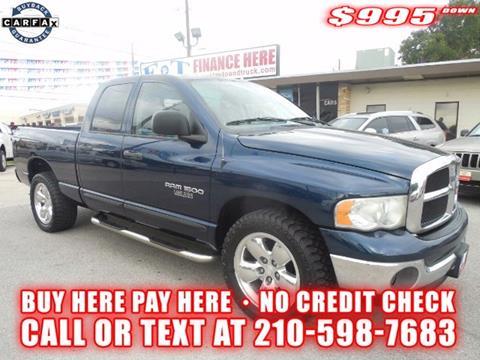 2004 Dodge Ram Pickup 1500 for sale in San Antonio TX