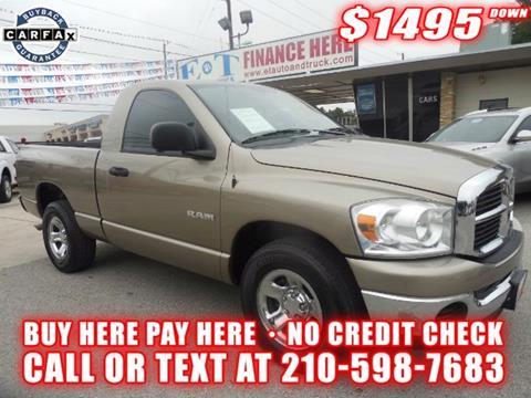 2008 Dodge Ram Pickup 1500 for sale in San Antonio, TX