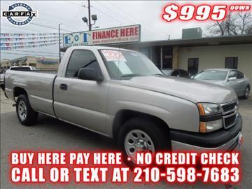 2007 Chevrolet Silverado 1500 Classic for sale in San Antonio, TX