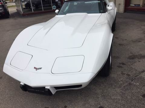 1977 Chevrolet Corvette for sale in Uniontown, PA