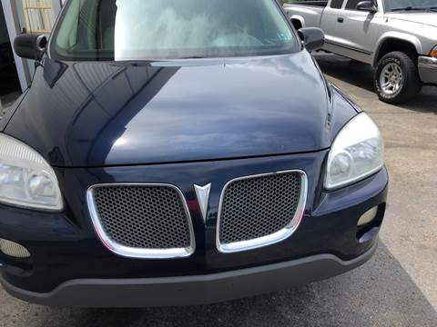 2005 Pontiac Montana SV6 for sale in Uniontown, PA