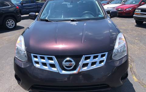 2011 Nissan Rogue SV for sale at Berwyn S Detweiler Sales & Service in Uniontown PA