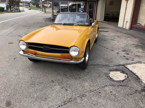 1972 Triumph TR6 for sale in Uniontown, PA
