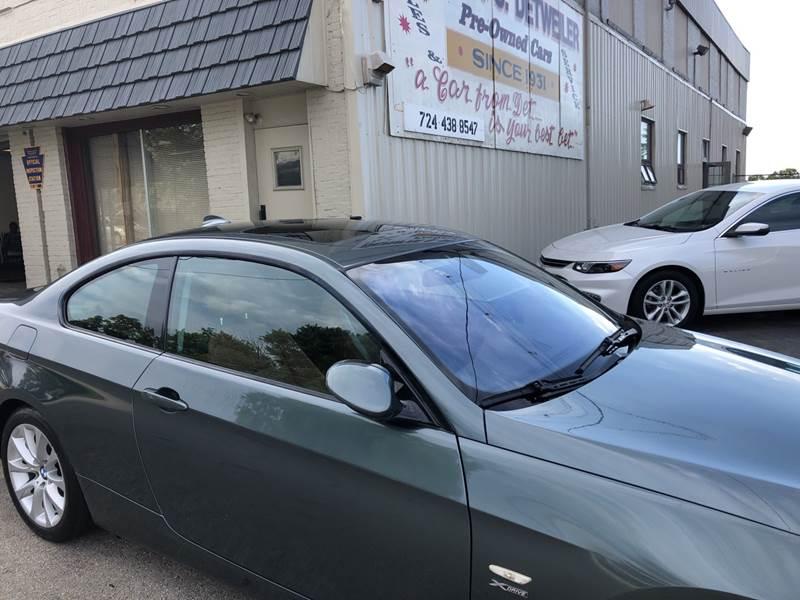 2009 BMW 3 Series 335i xDrive (image 6)