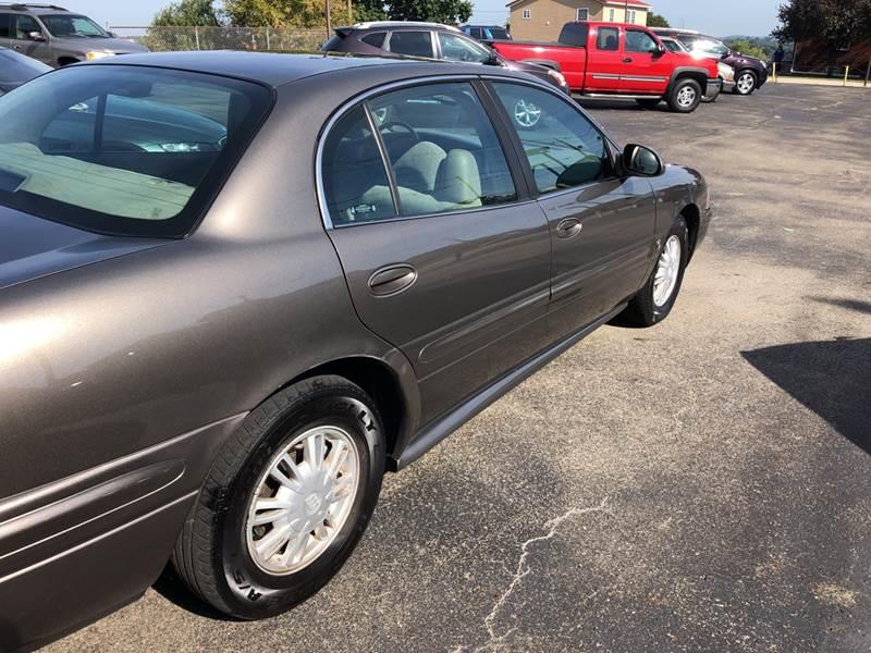 2003 Buick LeSabre Custom (image 7)