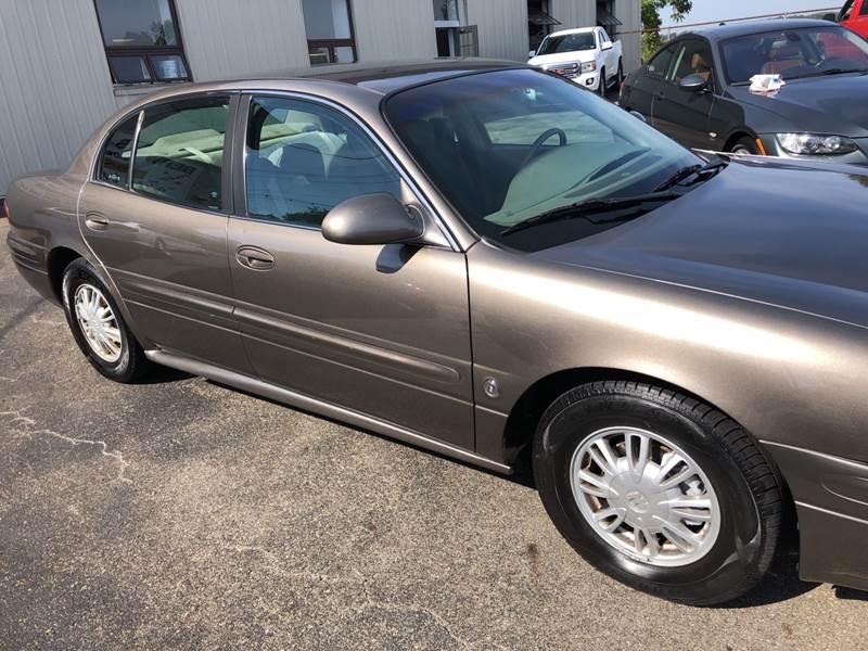 2003 Buick LeSabre Custom (image 8)