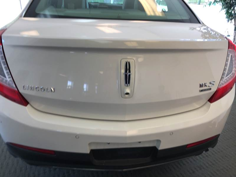 2013 Lincoln MKS EcoBoost (image 15)