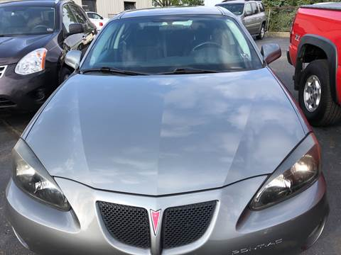 2008 Pontiac Grand Prix for sale at Berwyn S Detweiler Sales & Service in Uniontown PA