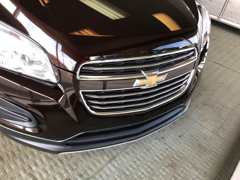 2016 Chevrolet Trax LT (image 1)