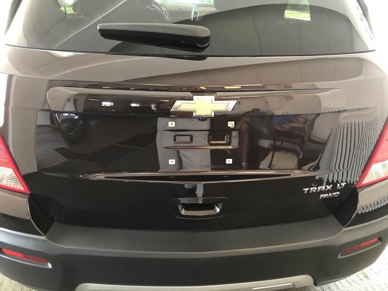 2016 Chevrolet Trax LT (image 5)