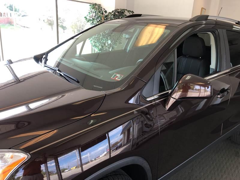 2016 Chevrolet Trax LT (image 9)
