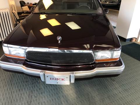 1994 Buick Roadmaster Limited for sale at Berwyn S Detweiler Sales & Service in Uniontown PA