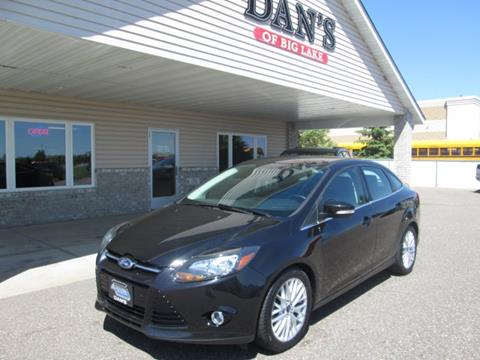2014 Ford Focus for sale in Big Lake, MN