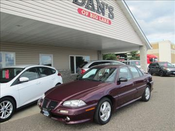 1995 Pontiac Grand Am for sale in Big Lake, MN