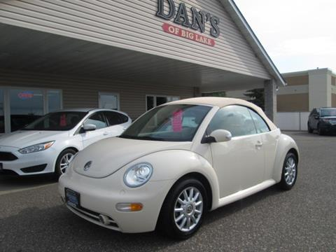 2005 Volkswagen New Beetle for sale in Big Lake MN