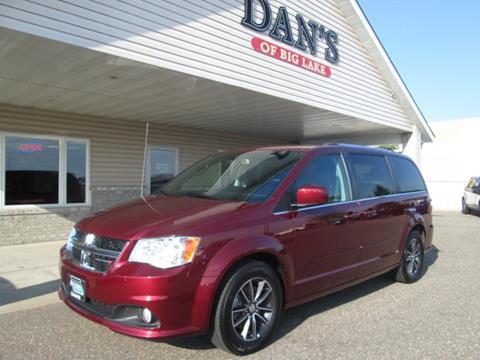 2017 Dodge Grand Caravan for sale in Big Lake, MN