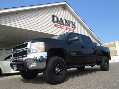 2010 Chevrolet Silverado 2500HD for sale in Big Lake MN