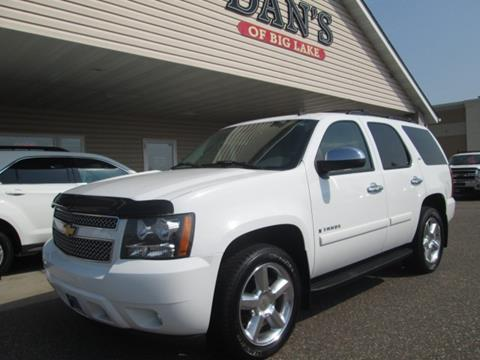 2008 Chevrolet Tahoe for sale in Big Lake MN