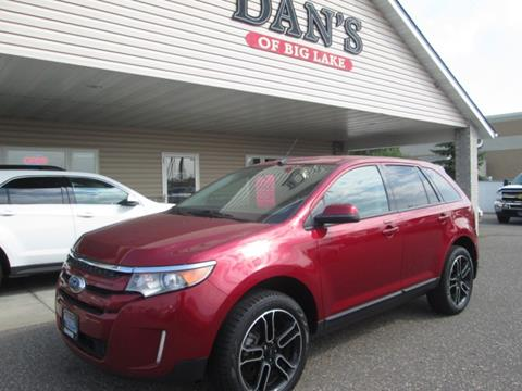 2013 Ford Edge for sale in Big Lake MN