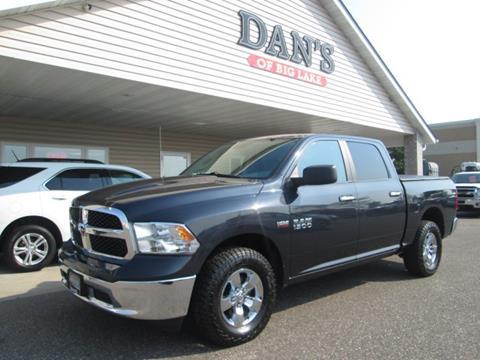 2014 RAM Ram Pickup 1500 for sale in Big Lake, MN