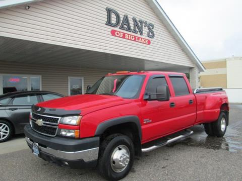 2007 Chevrolet Silverado 3500 Classic for sale in Big Lake, MN