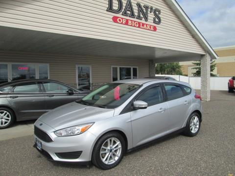 2015 Ford Focus for sale in Big Lake MN