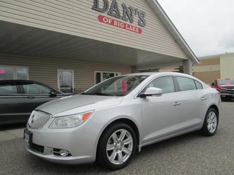 2011 Buick LaCrosse for sale in Big Lake, MN