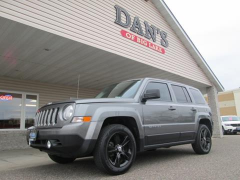 2013 Jeep Patriot for sale in Big Lake MN