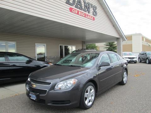 2012 Chevrolet Malibu for sale in Big Lake MN
