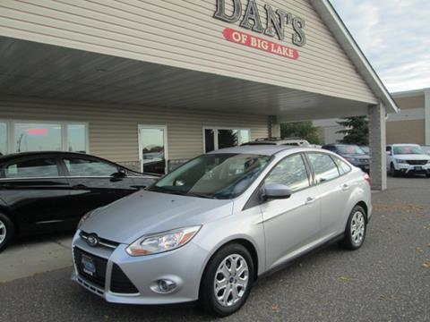 2012 Ford Focus for sale in Big Lake MN
