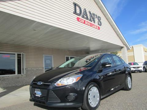 2013 Ford Focus for sale in Big Lake, MN