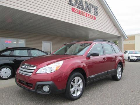 2014 Subaru Outback for sale in Big Lake, MN
