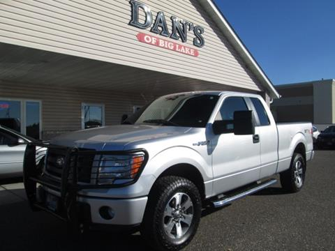 2011 Ford F-150 for sale in Big Lake, MN
