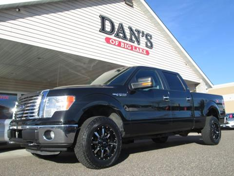 2012 Ford F-150 for sale in Big Lake, MN