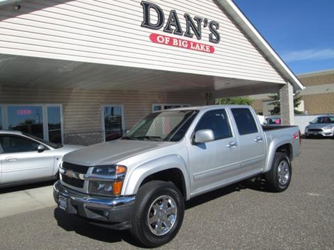 2011 Chevrolet Colorado for sale in Big Lake, MN