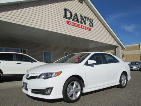 2013 Toyota Camry for sale in Big Lake, MN